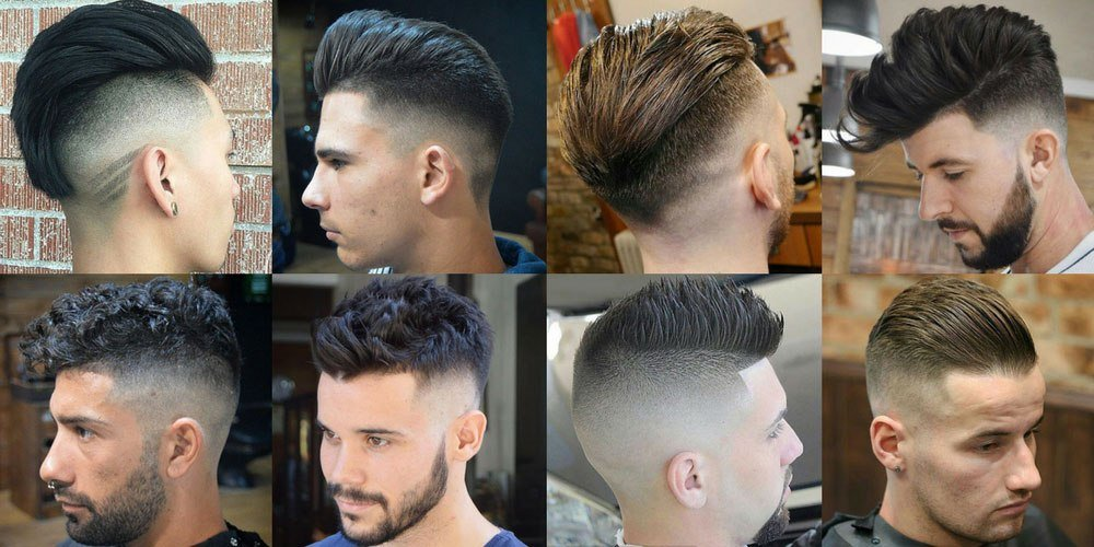 The Best Skin Fade Haircut Bald Fade Haircut 2019 Men S Pictures