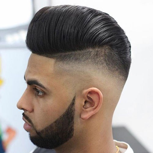 The Best Pompadour Hairstyle For Men 2018 Men S Haircuts Hairstyles 2018 Pictures