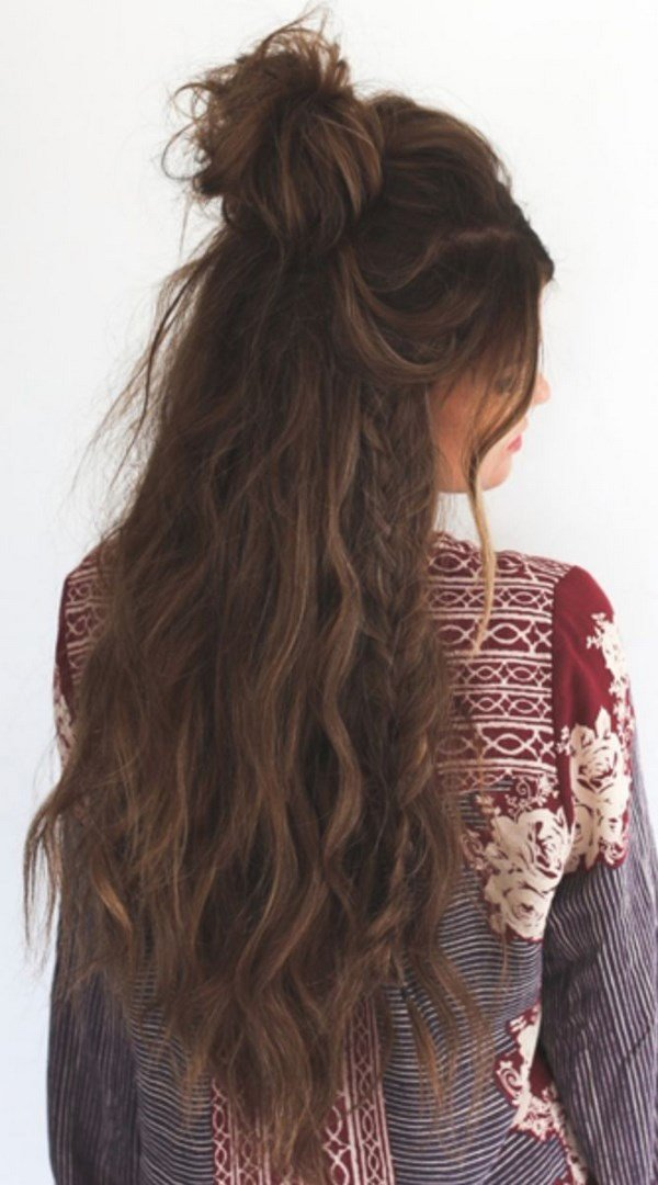 The Best Ideas Para Peinados Con Ondas Y Estilos De Cabello Para Ti Pictures
