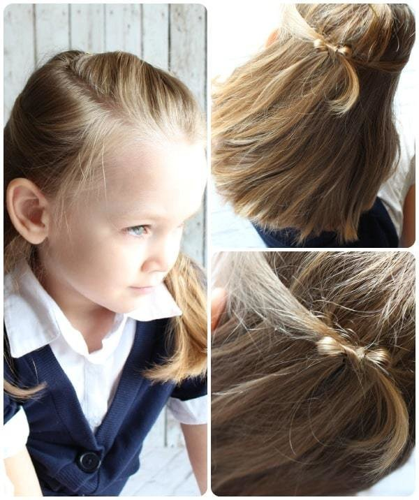 The Best 10 Fast Easy Hairstyles For Little Girls Everyone Can Do Pictures