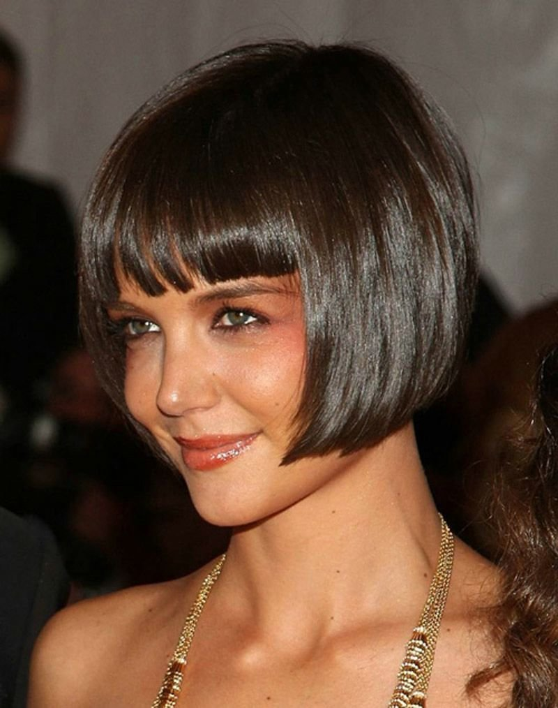 The Best Sultry And S*Xy Bob Hairstyles With Bangs Pictures
