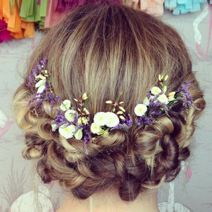 The Best Amazing Wedding Hairstyles Modwedding Pictures