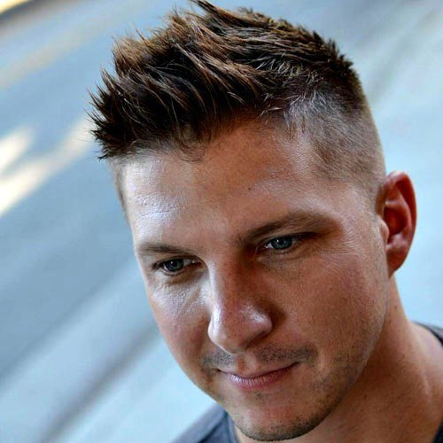 The Best Spiky Hair And Haircuts 2017 Men S Hairstyles Haircuts Pictures