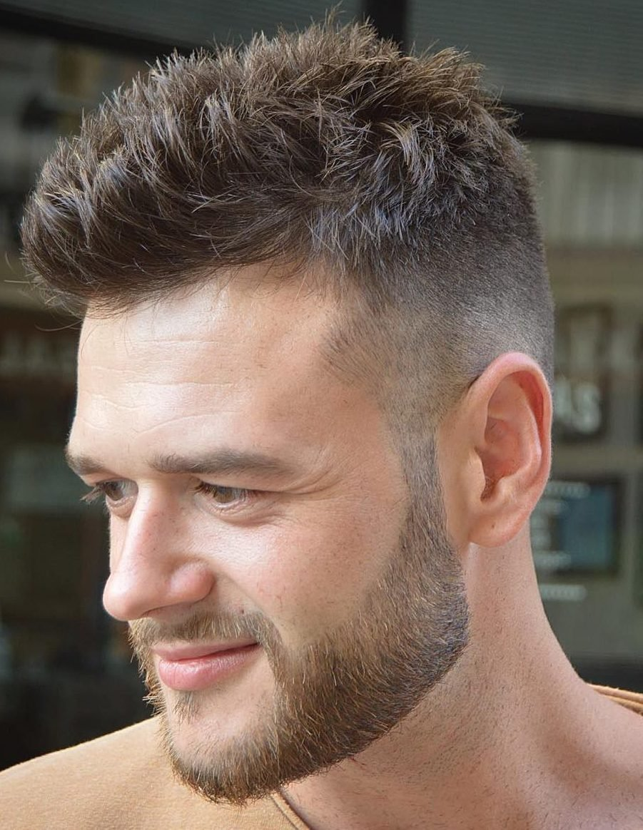 The Best 100 Cool Short Haircuts For Men 2017 Update Pictures