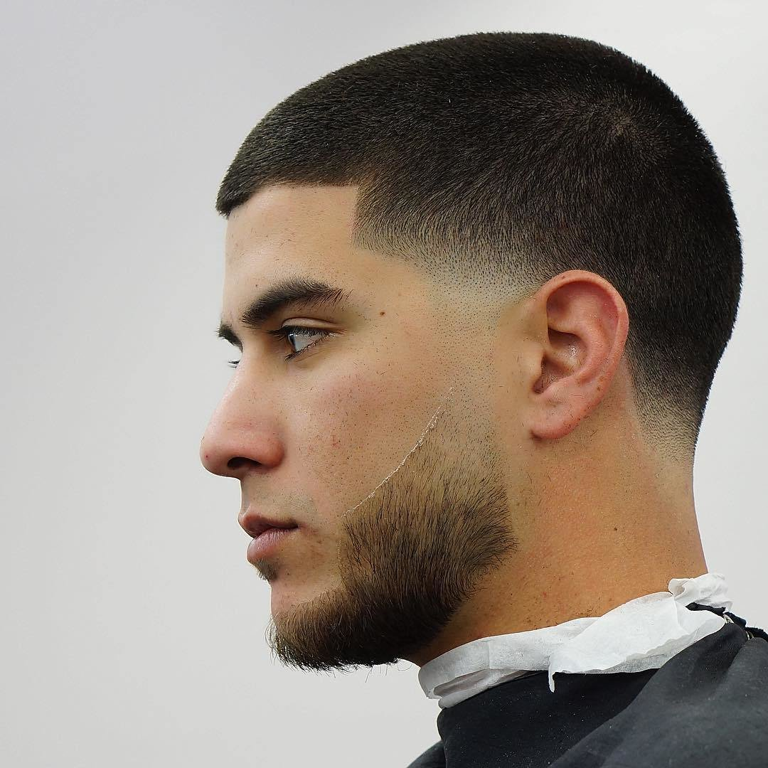 The Best Temple Fade Haircuts Pictures
