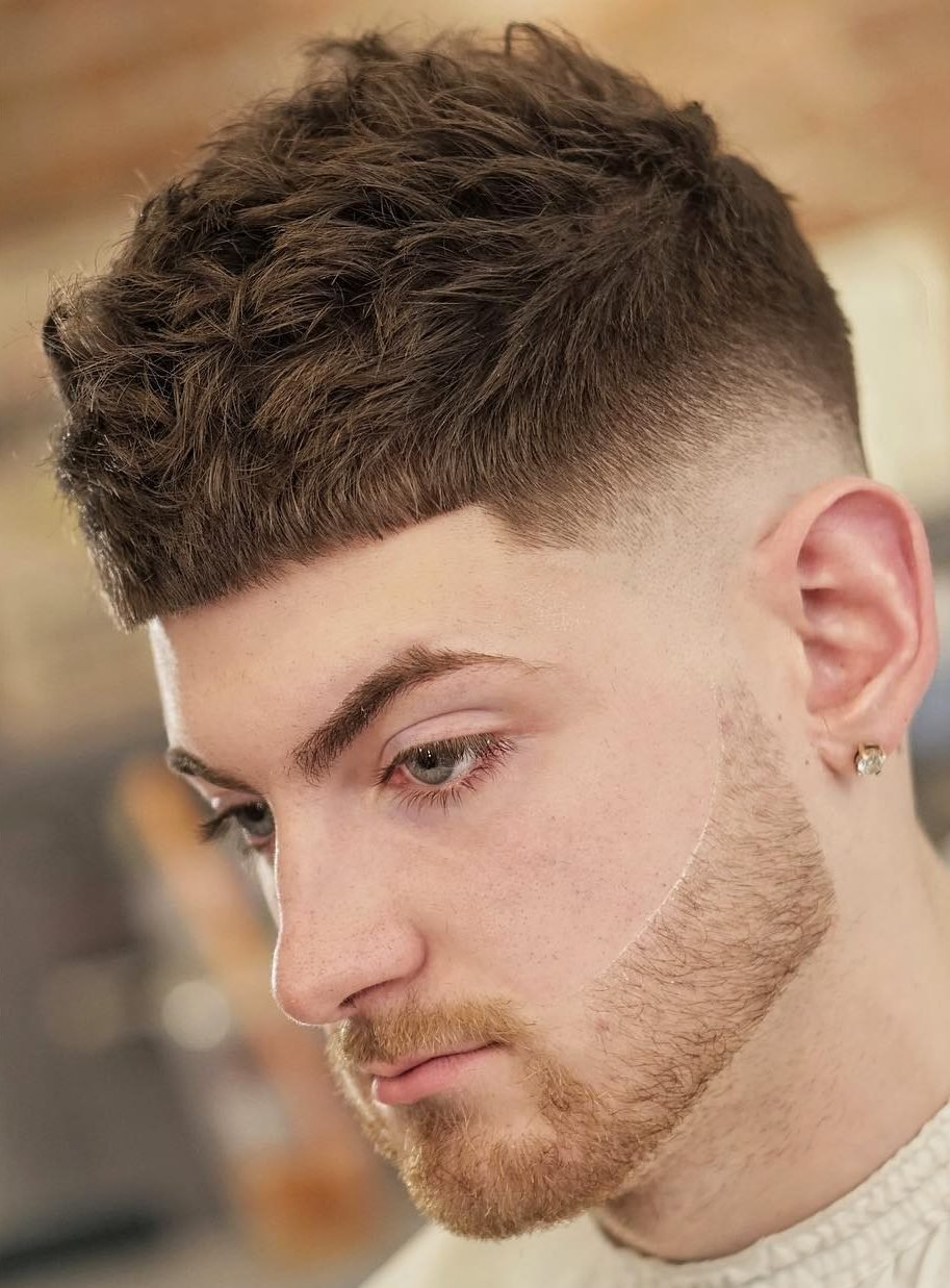 The Best Men S Short Haircuts For 2017 Pictures