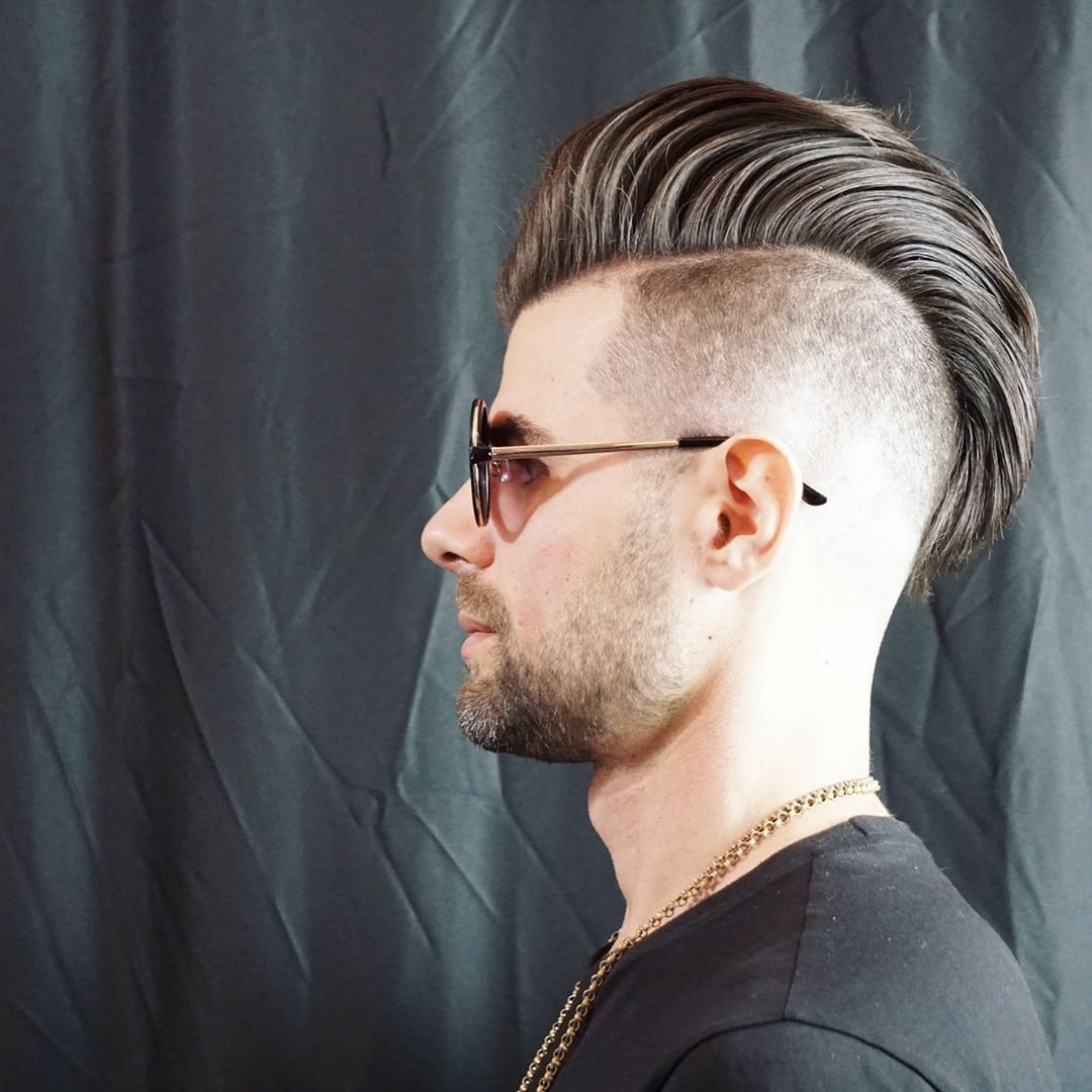 The Best The Mohawk Haircut Pictures