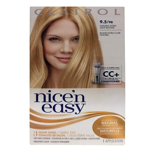 The Best Buy Clairol Nice N Easy Permanent Hair Color Extra Light Pictures