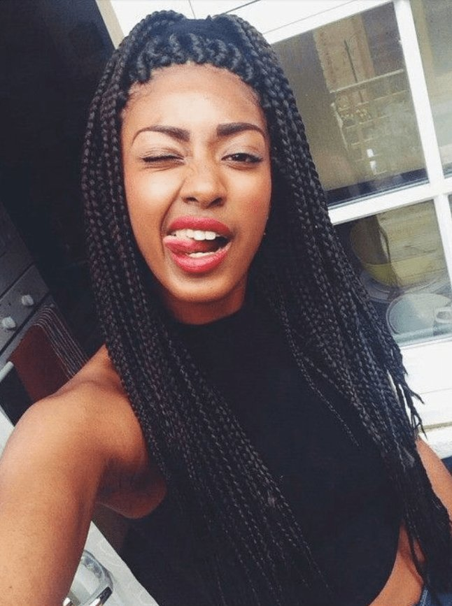 The Best Poetic Justice Braids Styles How To Do Styling Pictures
