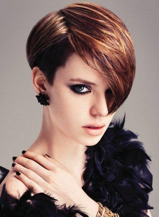 The Best 40 Chic Short Haircuts Popular Short Hairstyles For 2019 Pretty Designs Pictures
