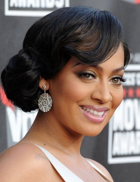 The Best 36 La La Anthony Hairstyles La La Anthony Hair Pictures