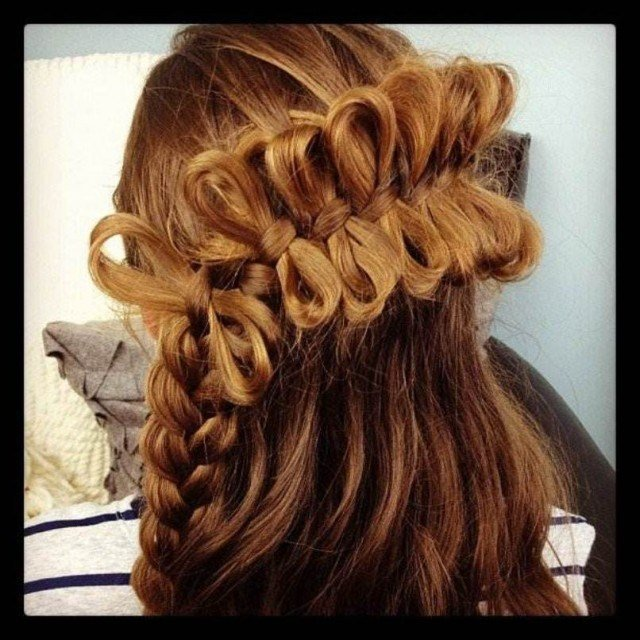 The Best 13 Hair Tutorials For Bow Hairstyles Pretty Designs Pictures