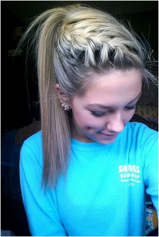 The Best 14 Simple And Easy Hairstyles For School Pretty Designs Pictures