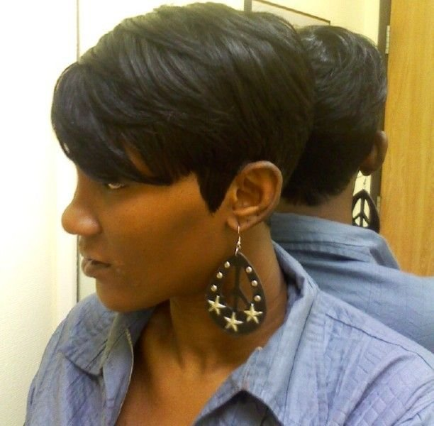 The Best 13 Fabulous Short Bob Hairstyles For Black Women Pretty Pictures