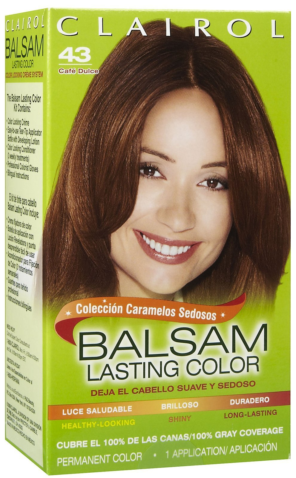 The Best Clairol Balsam Color Clairol Balsam Color Haircolor Pictures