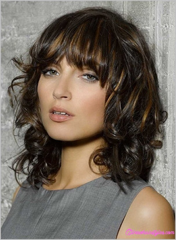 The Best Medium Length Trendy Haircuts Allnewhairstyles Com Pictures