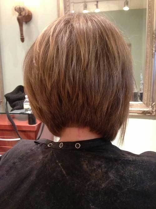 The Best 20 Inverted Bob Back View Bob Hairstyles 2018 Short Pictures