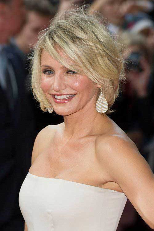 The Best 10 Nice Cameron Diaz Bob Hairstyles Bob Hairstyles 2018 Pictures