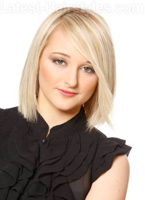 The Best 15 Latest Long Bob With Side Swept Bangs Bob Hairstyles Pictures