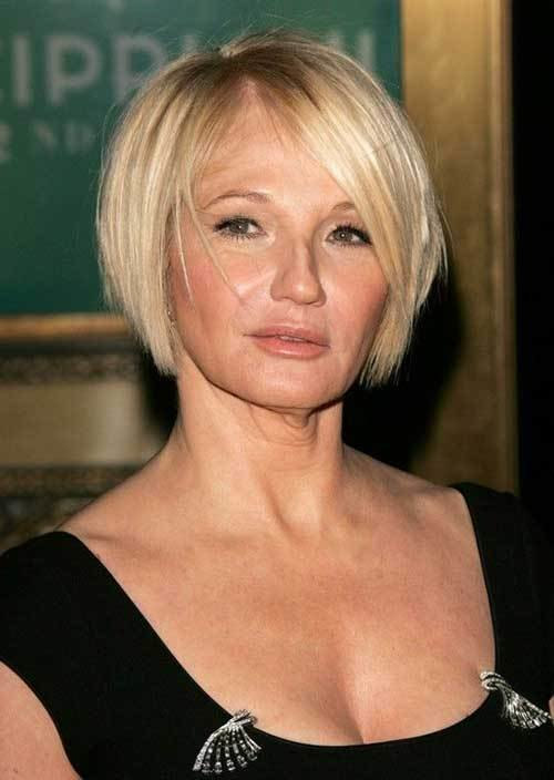 The Best 15 Short Bob Hairstyles For Over 50 Bob Hairstyles 2018 Pictures