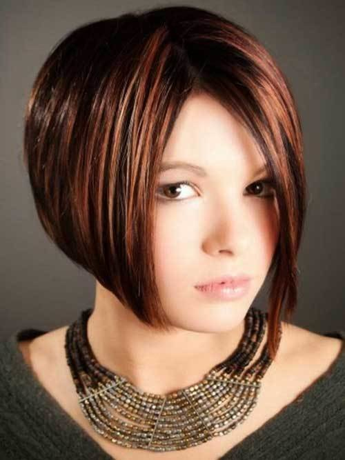 The Best 15 Best Bob Cuts For Round Faces Bob Hairstyles 2018 Pictures