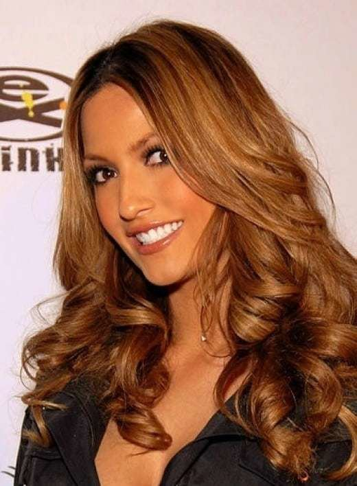 The Best Best Hair Color For Olive Skin Tone Dark Brown Eyes Pictures