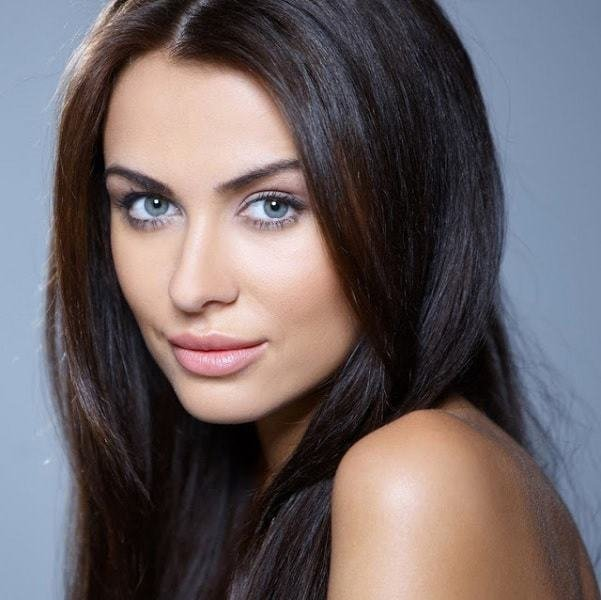 The Best Best Hair Color For Blue Eyes – Red Hair Brunette Fair Skin Blue Grey Eyes Pictures