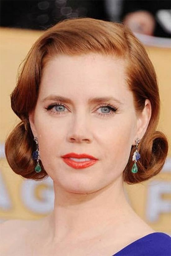 The Best Top 20 Amy Adams Hairstyles To Inspire Your Next Chop Pictures