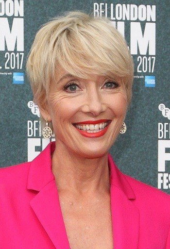 The Best Emma Thompson New Hairstyle Hairstyles By Unixcode Pictures
