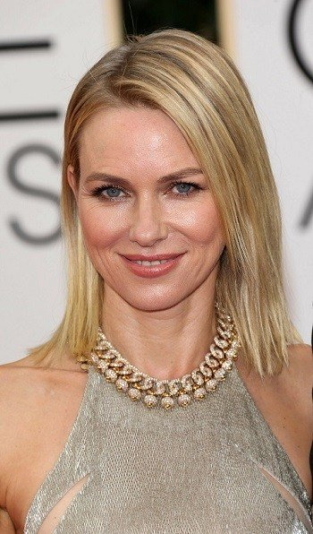 The Best Hairstyles Naomi Watts Medium Straight Hairstyle Pictures
