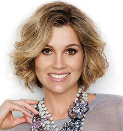 The Best The 20 Best Short Wavy Haircut Short Hairstyles 2018 Pictures