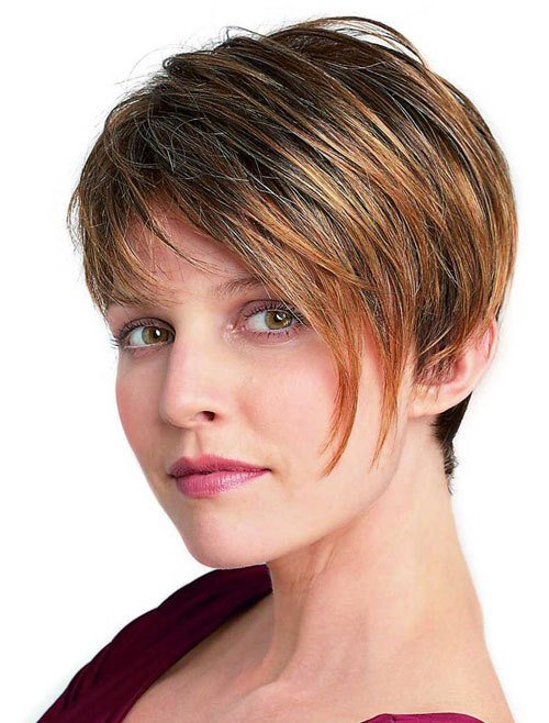 The Best 20 Haircut For Short Straight Hair Short Hairstyles 2017 Pictures