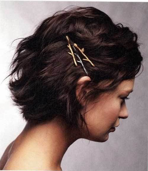 The Best Cute Short Feminine Hairstyles For Curly Haired Trans Lady Pictures