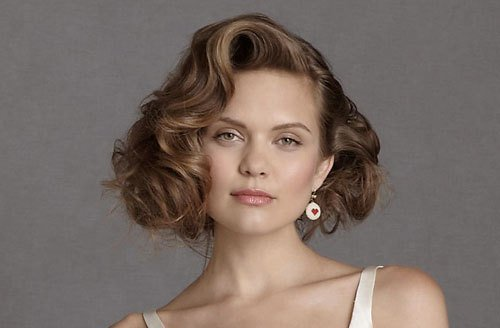 The Best Wedding Hairstyles Ideas For Short Hair Short Hairstyles Pictures