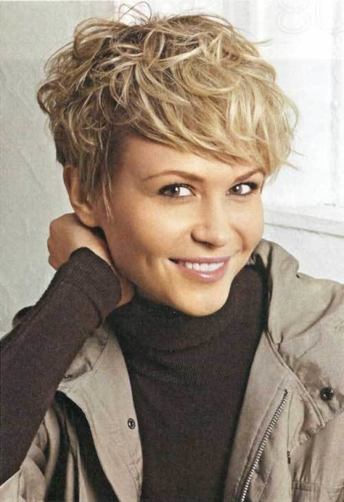 The Best 25 Short Wavy Hair Pictures Short Hairstyles 2018 2019 Most Popular Short Hairstyles For 2019 Pictures