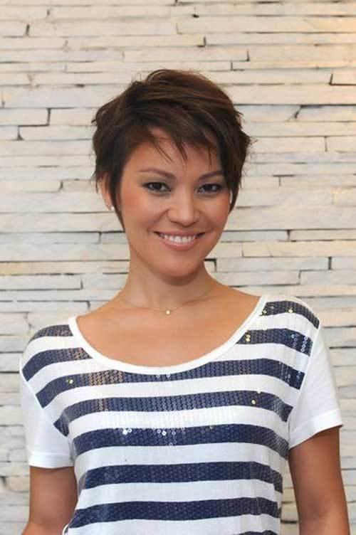 The Best 20 Easy Short Straight Hairstyles Short Hairstyles 2018 Pictures