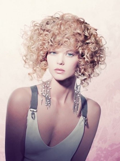 The Best Curly Short Haircuts For 2013 Short Hairstyles 2018 2019 Most Popular Short Hairstyles For Pictures