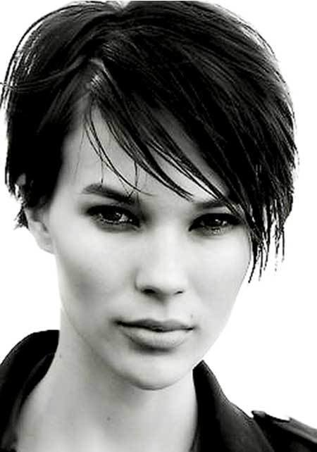 The Best Pics Of Trendy Short Haircuts Short Hairstyles 2018 Pictures