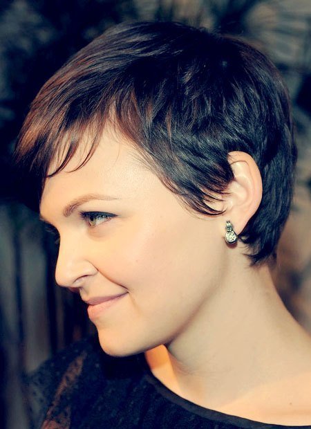 The Best Ginnifer Goodwin Pixie Cut Pictures Short Hairstyles Pictures