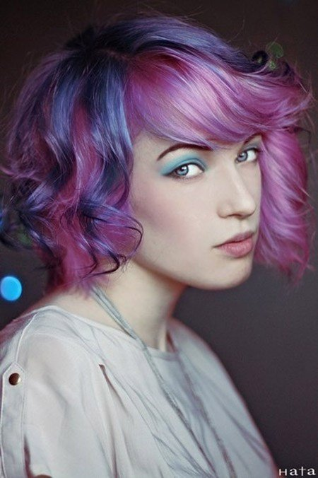 The Best Best Hair Colors For Short Hair Short Hairstyles 2017 Pictures