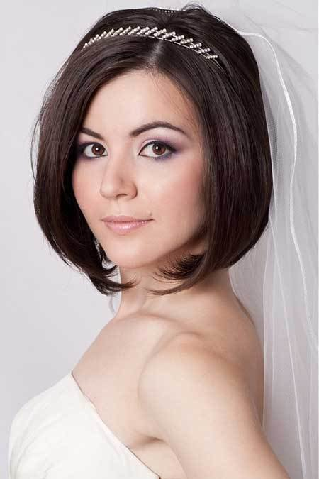 The Best 25 Wedding Hairstyles For Short Hair Short Hairstyles Pictures