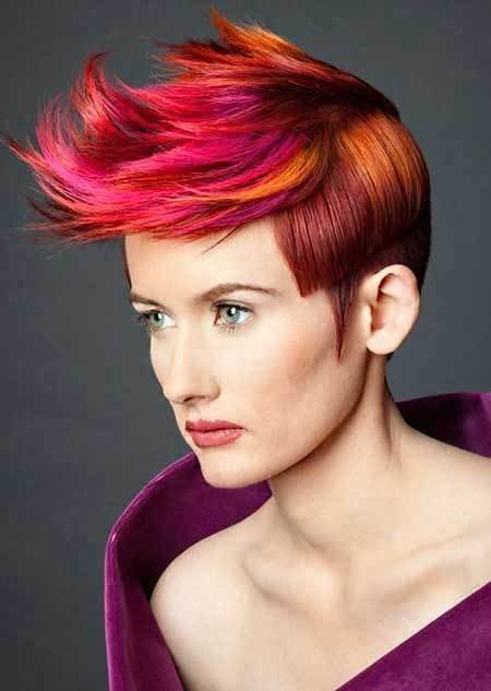 The Best 35 Short Hair Color Ideas Short Hairstyles 2017 2018 Pictures