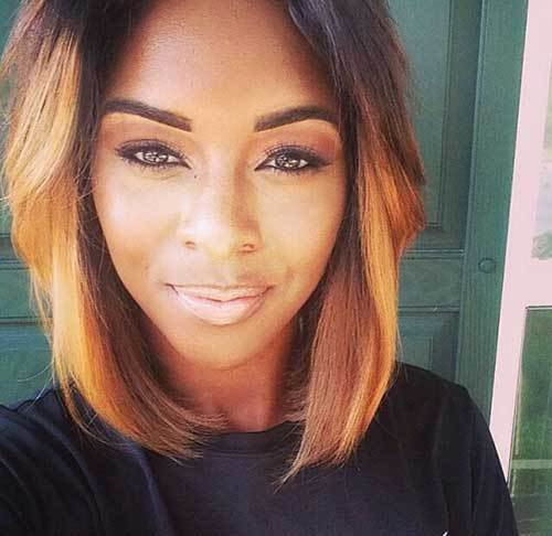 The Best Nice Short Bobs For Black Women Short Hairstyles 2018 Pictures