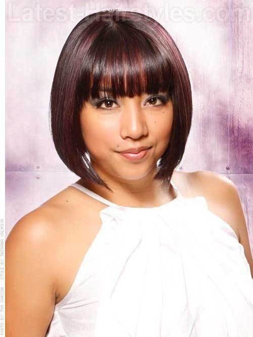 The Best Bob Cuts For Round Faces Short Hairstyles 2017 2018 Most Popular Short Hairstyles For 2017 Pictures