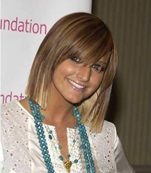 The Best Short Straight Hairstyles With Bangs Short Hairstyles Pictures