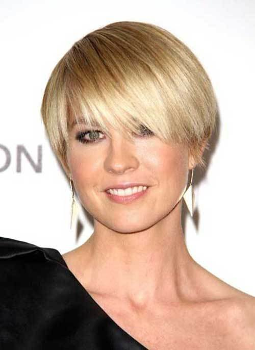 The Best 15 Short Haircuts For Thin Straight Hair Short Hairstyles 2017 2018 Most Popular Short Pictures