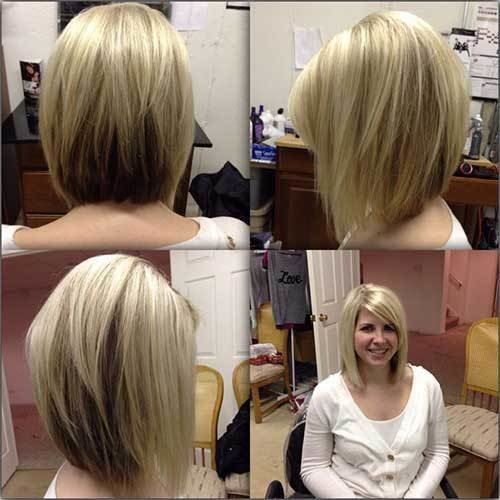 The Best 20 Best Angled Bob Hairstyles Short Hairstyles 2018 Pictures