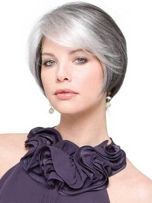 The Best 14 Short Hairstyles For Gray Hair Short Hairstyles 2017 2018 Most Popular Short Hairstyles Pictures