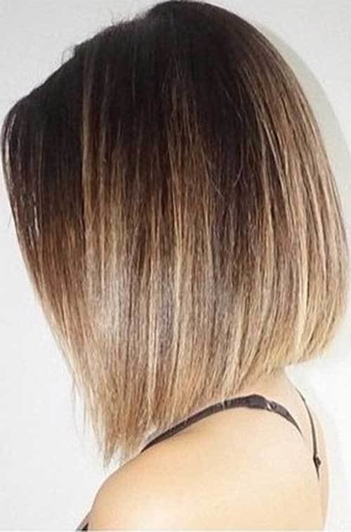 The Best 15 Beautiful Ombre Bob Hairstyles Short Hairstyles 2018 2019 Most Popular Short Hairstyles Pictures