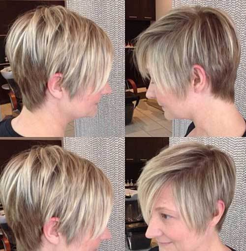 The Best Best Trendy Short Haircuts Short Hairstyles 2017 2018 Pictures